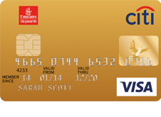 Meet the world with Emirates and Citibank. Best Skywards Miles earn rate guaranteed every time you spend on the card.